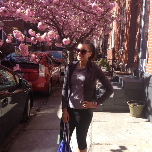 Cherry Blossom in Philly