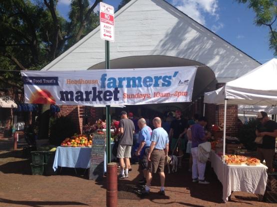 Headhouse Farmer's Market
