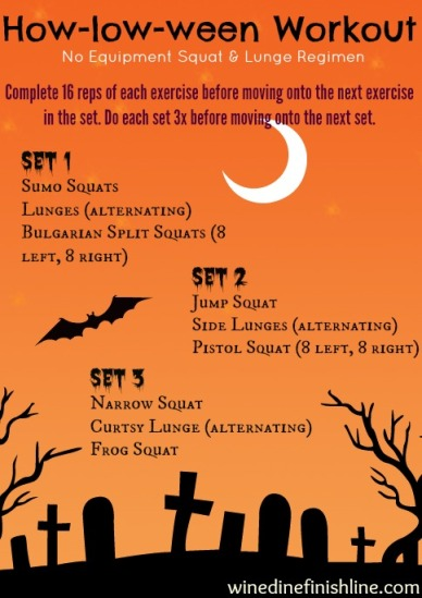 How-low-ween Workout 3