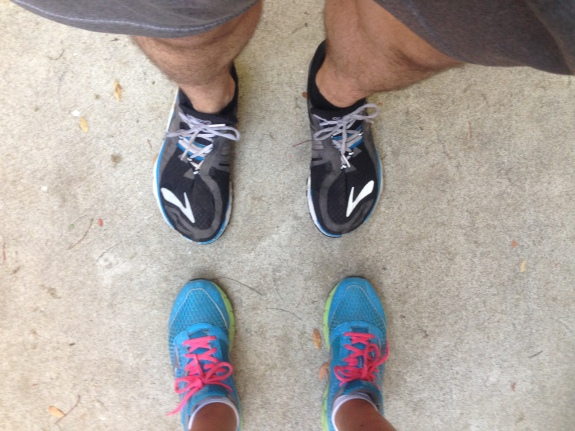 My & Ed's Running Shoes