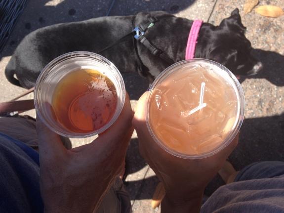 Savannah drinks