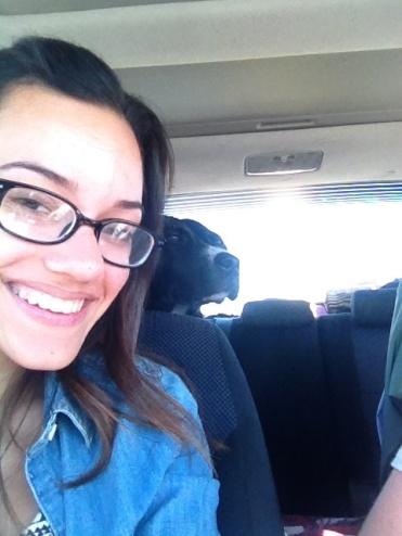 Selfie with Corrina