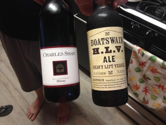 TJ's wine & beer