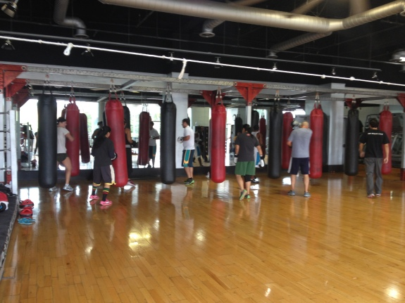 7am Boxing