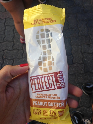 Peanut Butter Perfect Food Bar