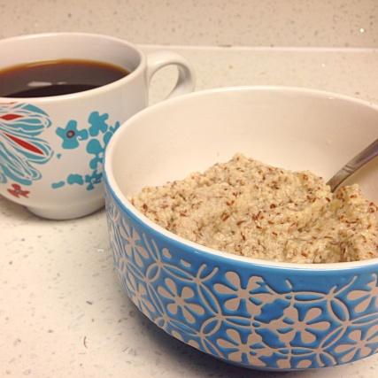 Proatmeal & Tea