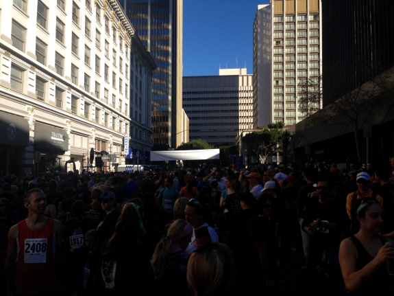 SD Run for the Hungry Crowd