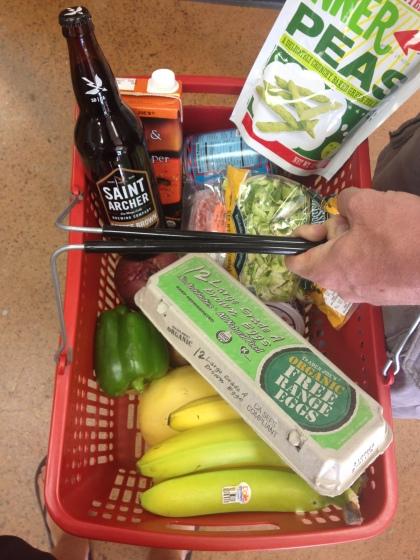 TJ's groceries