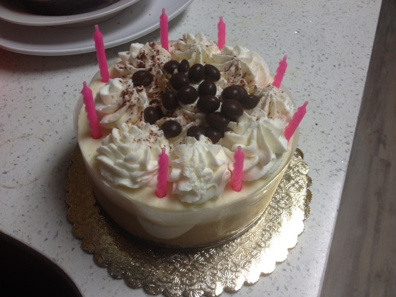 Whole Foods Cappuccino Mousse Cake