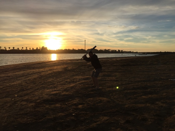 Baseball at Mission Bay
