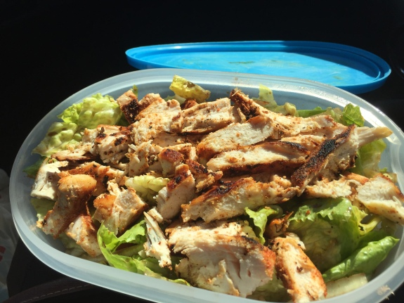 Chicken & Balsamic Salad