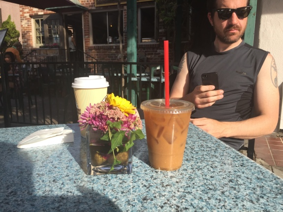 Coffee at Brick & Bell