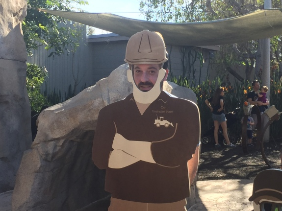 Ed at Zoo